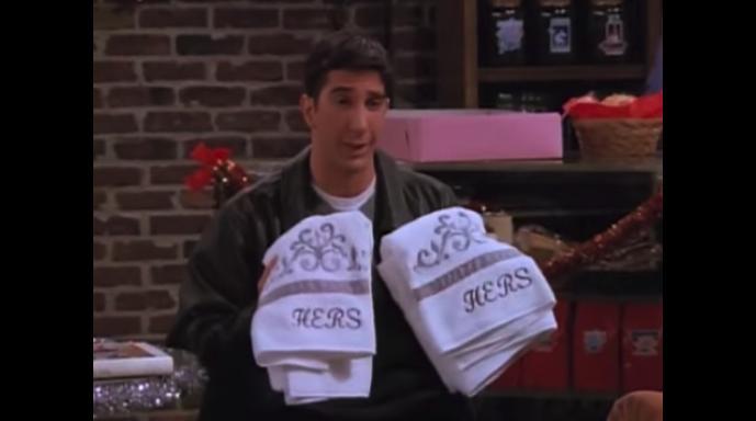 Ross Homophobic Friends