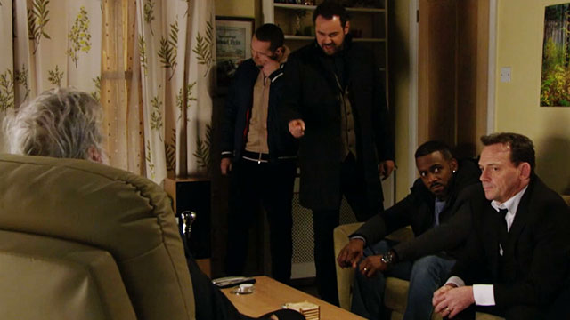 mick Carter, Billy Mitchell Eastenders