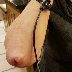 Victim arm