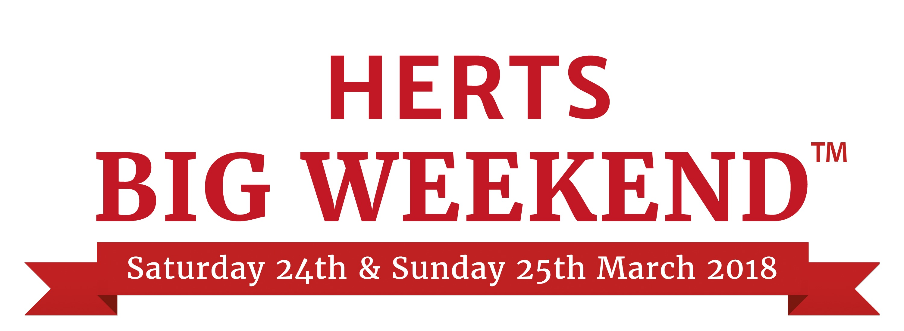 Herts Big Weekend Logo