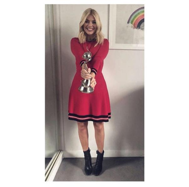 Holly Willoughby Outfits w/c 5th Feb