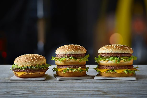 McDonald's offers 18-karat Big Mac with Twitter contest