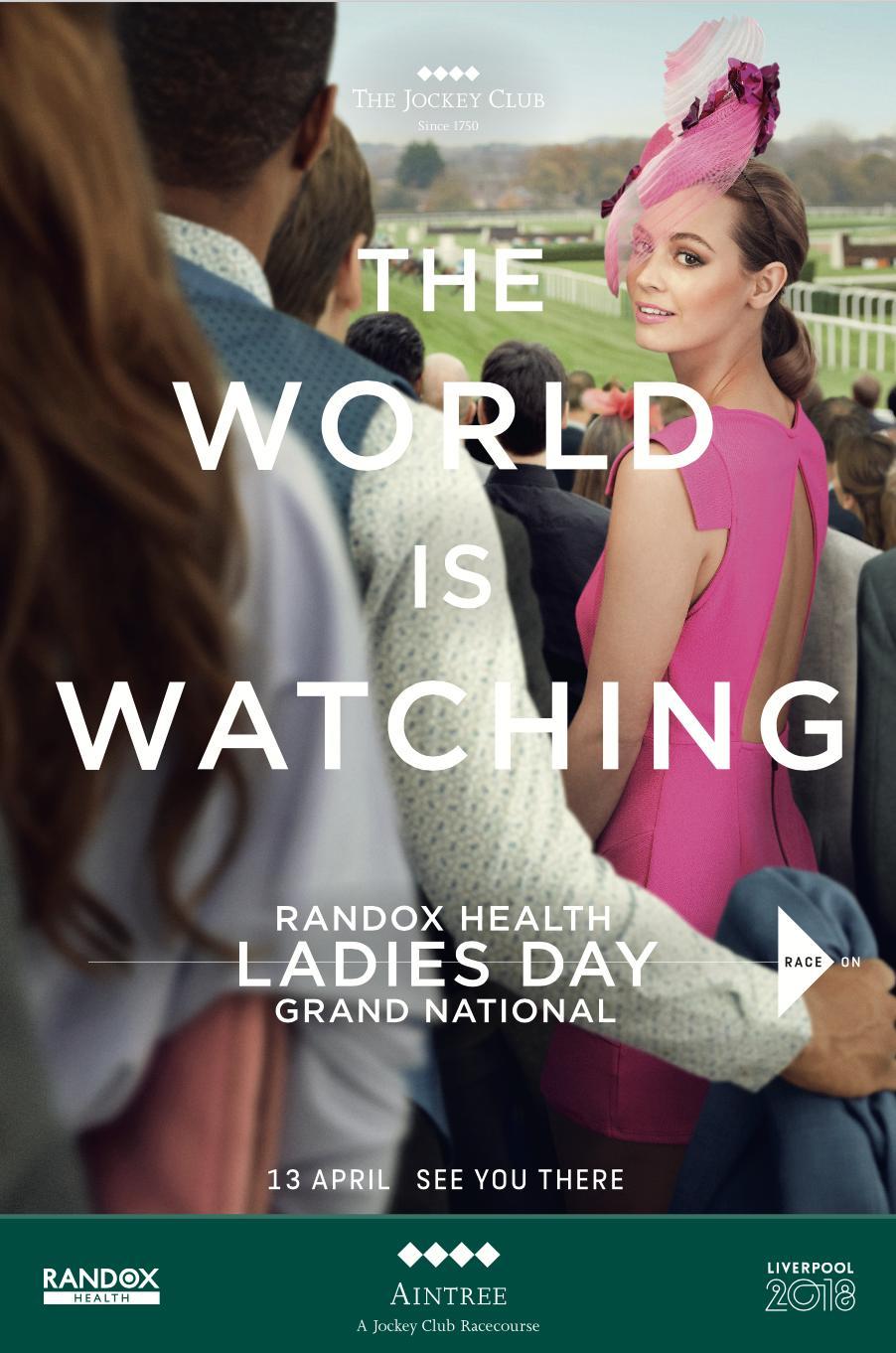 Randox Grand National Ladies Day