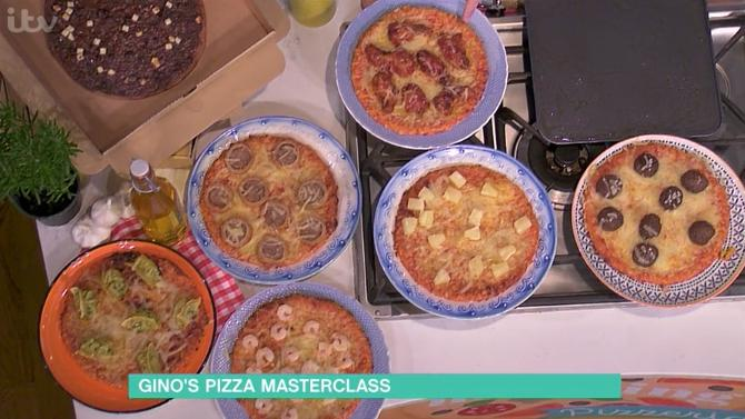 Weird Pizza Topping