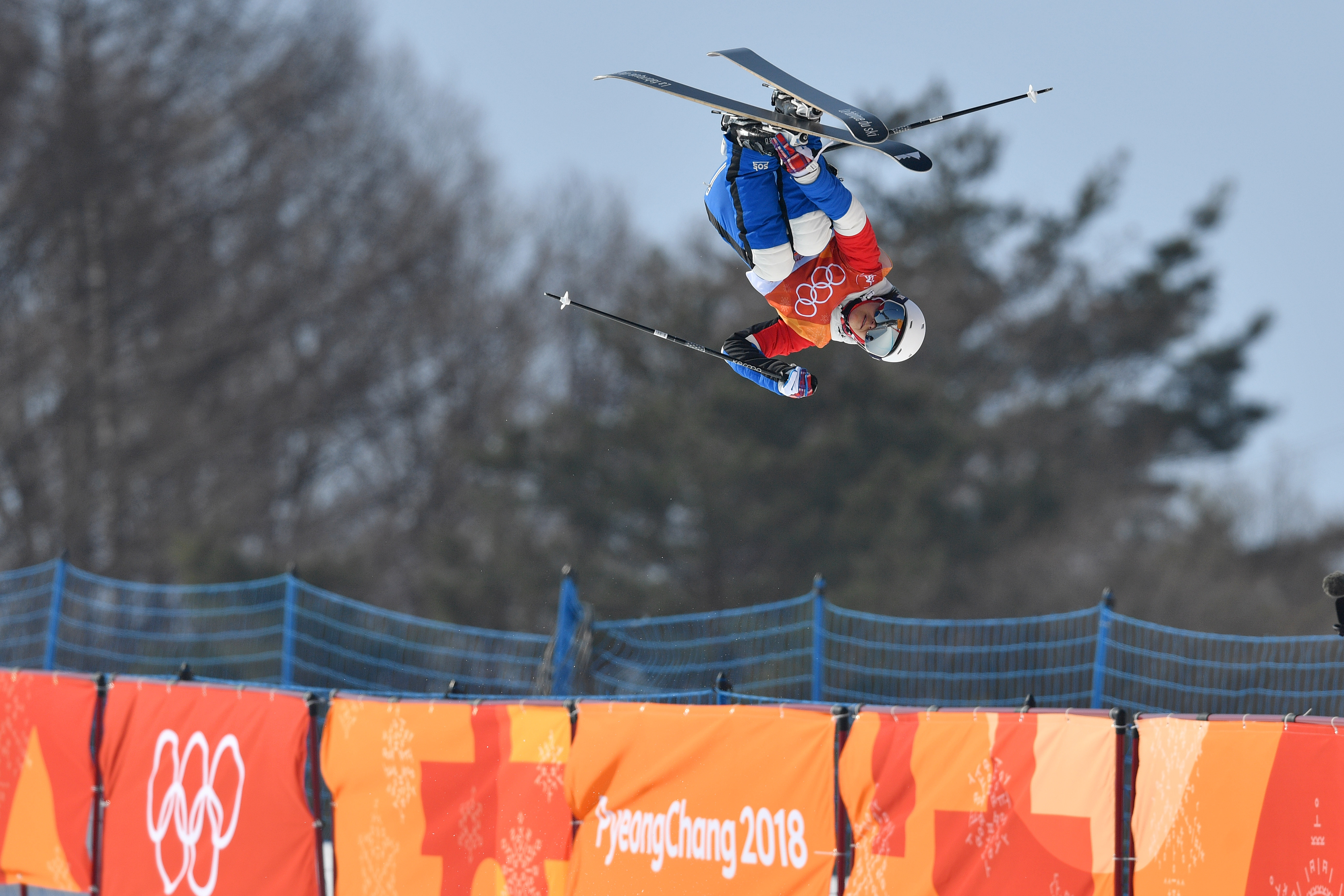 Ladies Freestyle Skiing Winter Olympics