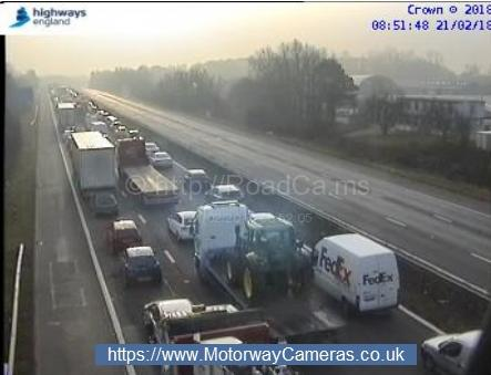 Delays on the M20