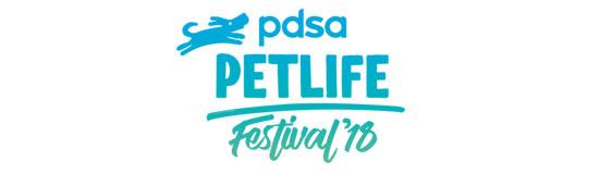 PetLife Festival 2018 Logo.