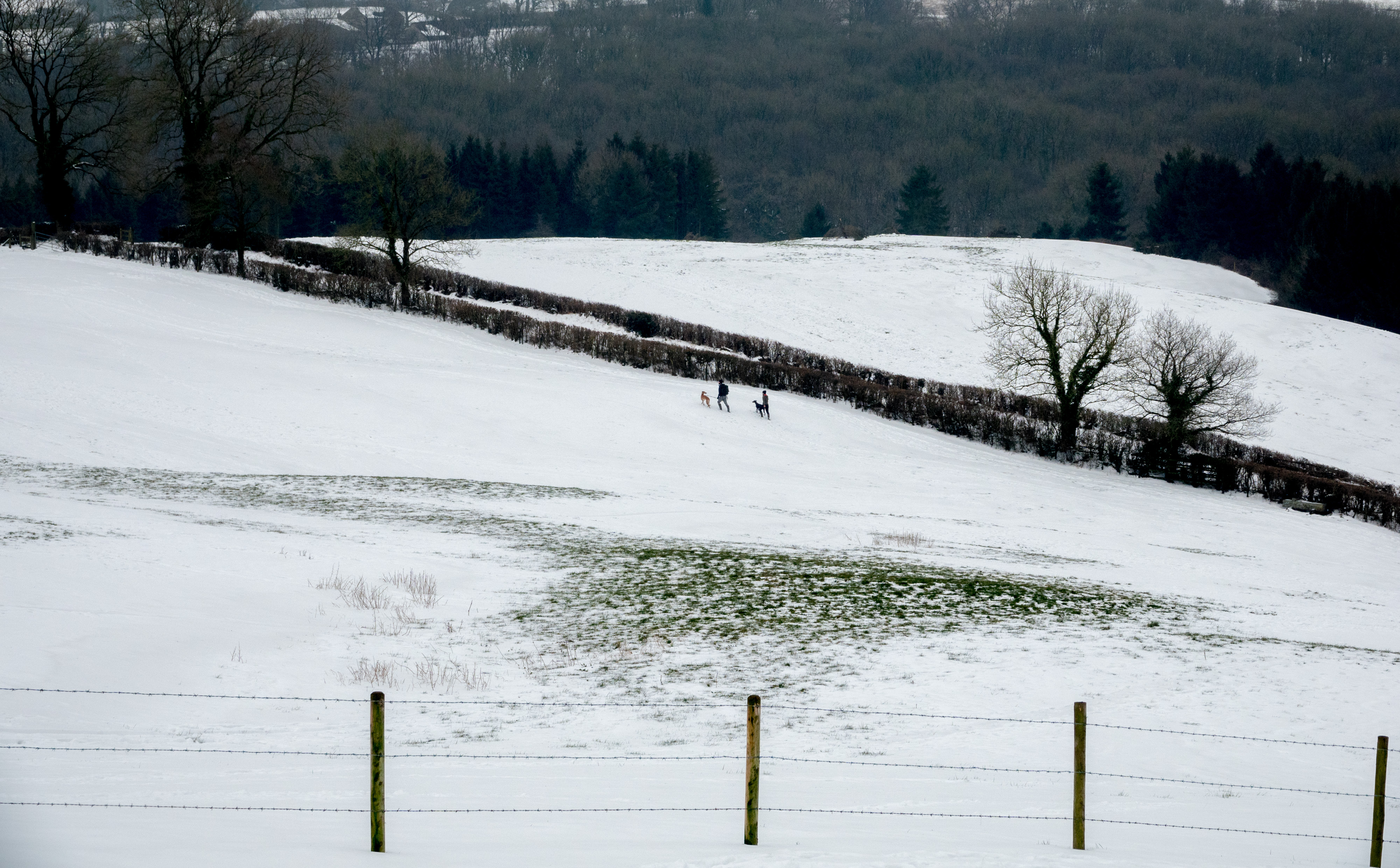 Beast from the East: More snow and cold weather to hit
