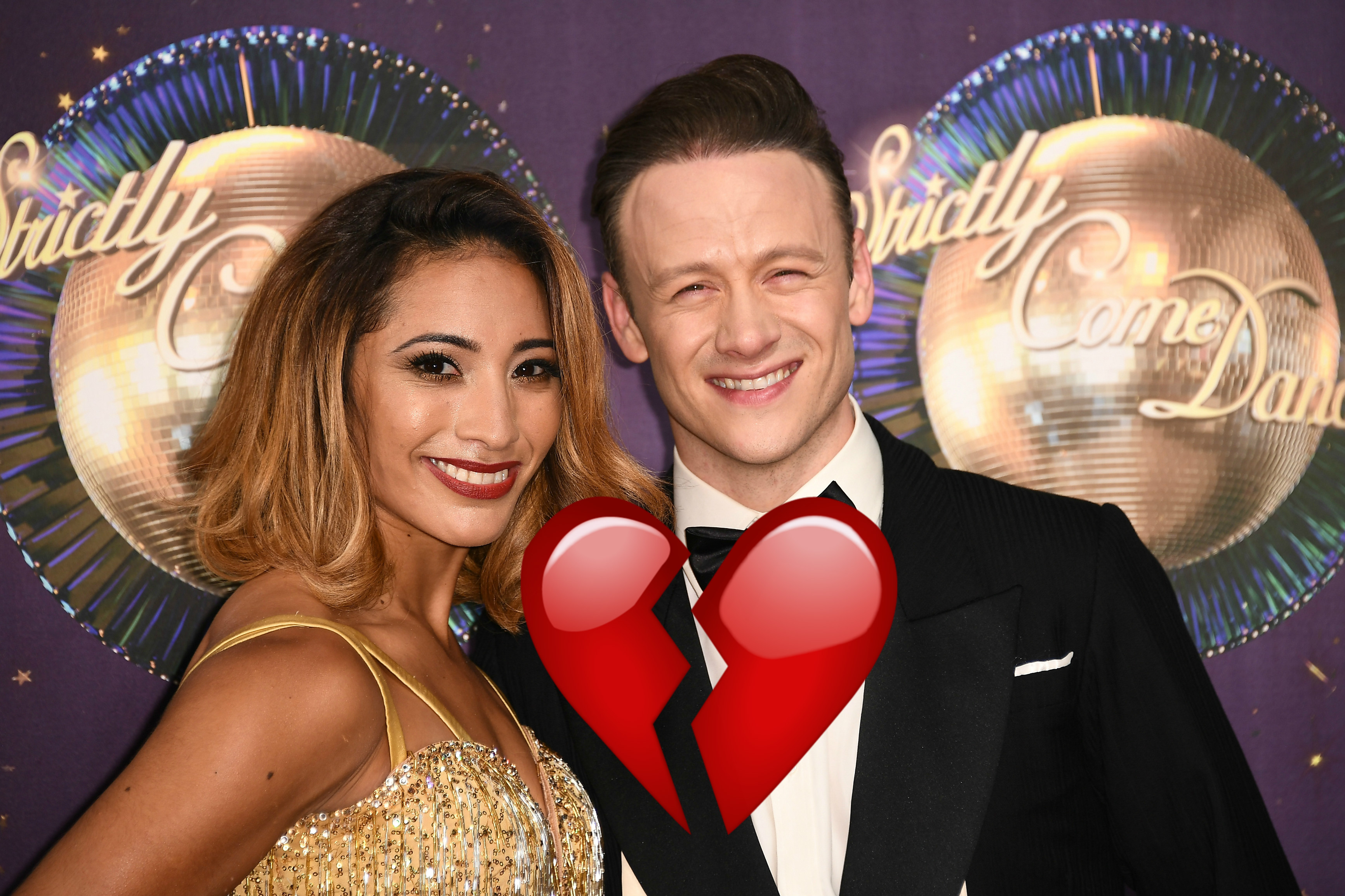 Kevin and Karen Clifton split