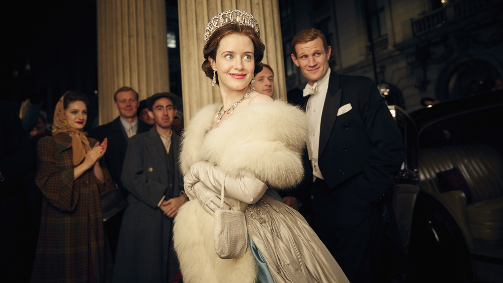 The Crown pay gap