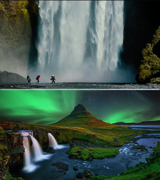 Walter Mitty Iceland