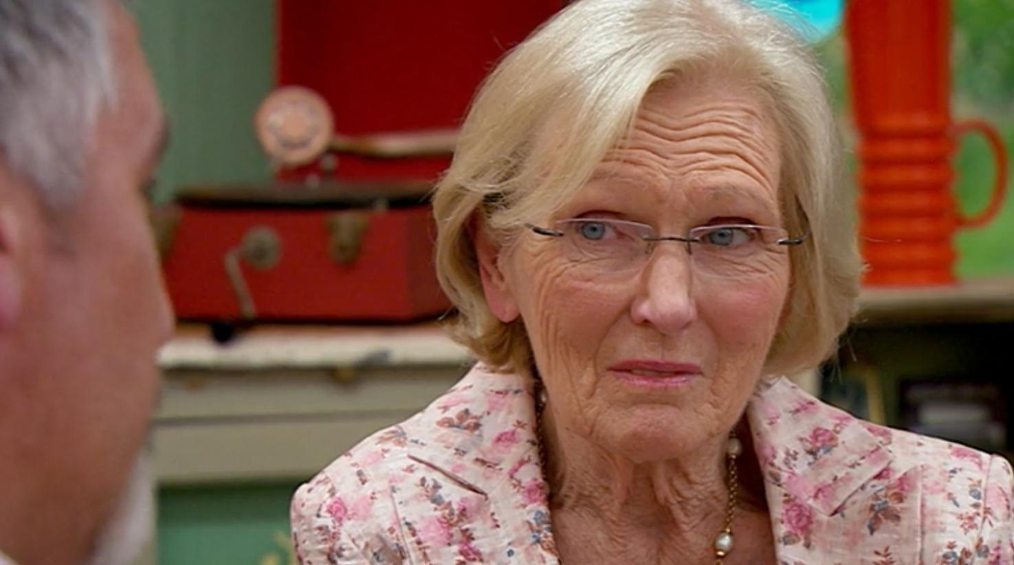 Mary Berry series 1 Bake Off