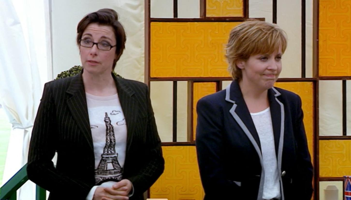 Mel and Sue Series 1 GBBO