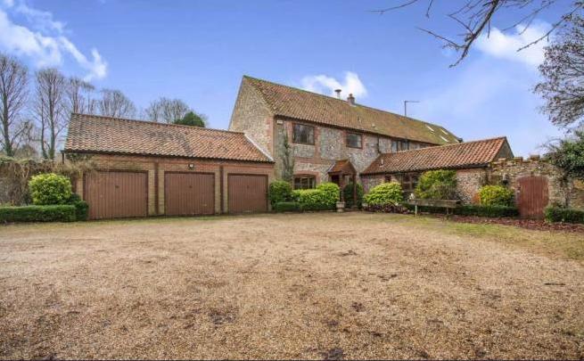 Tudor mansion for sale