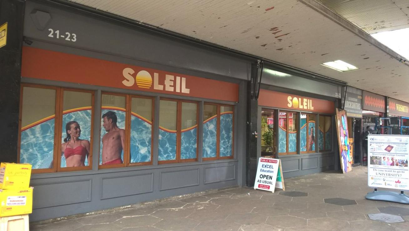 Croydon High Street Black Mirror transformation