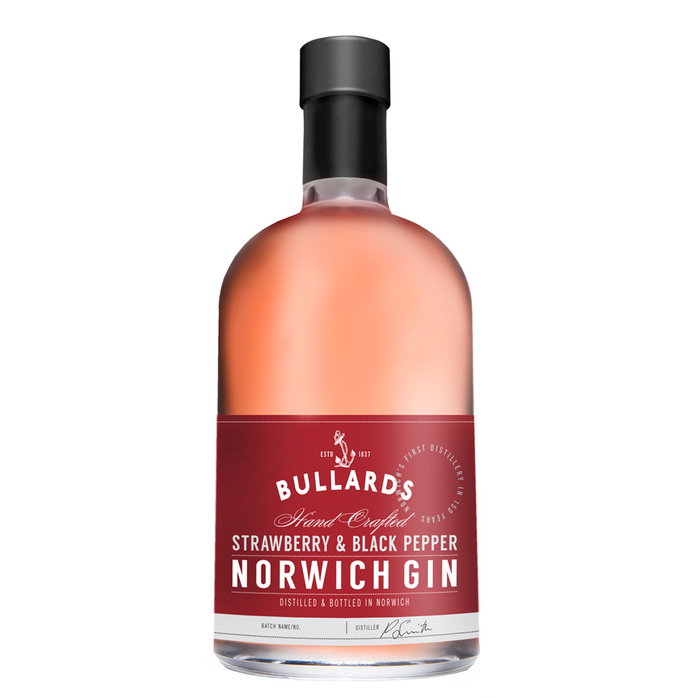 Flavoued gins round up
