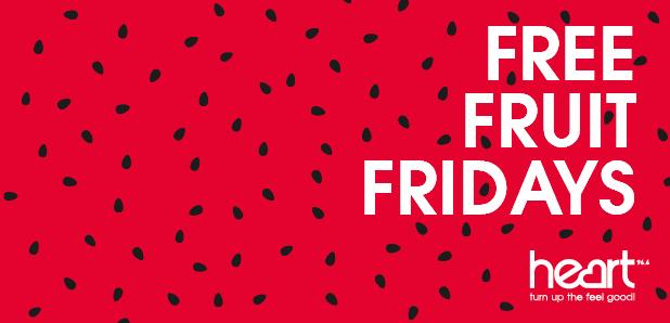 Free Fruit Friday