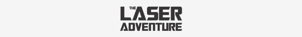 laser adventure logo