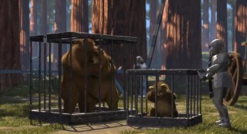3 Bears Shrek