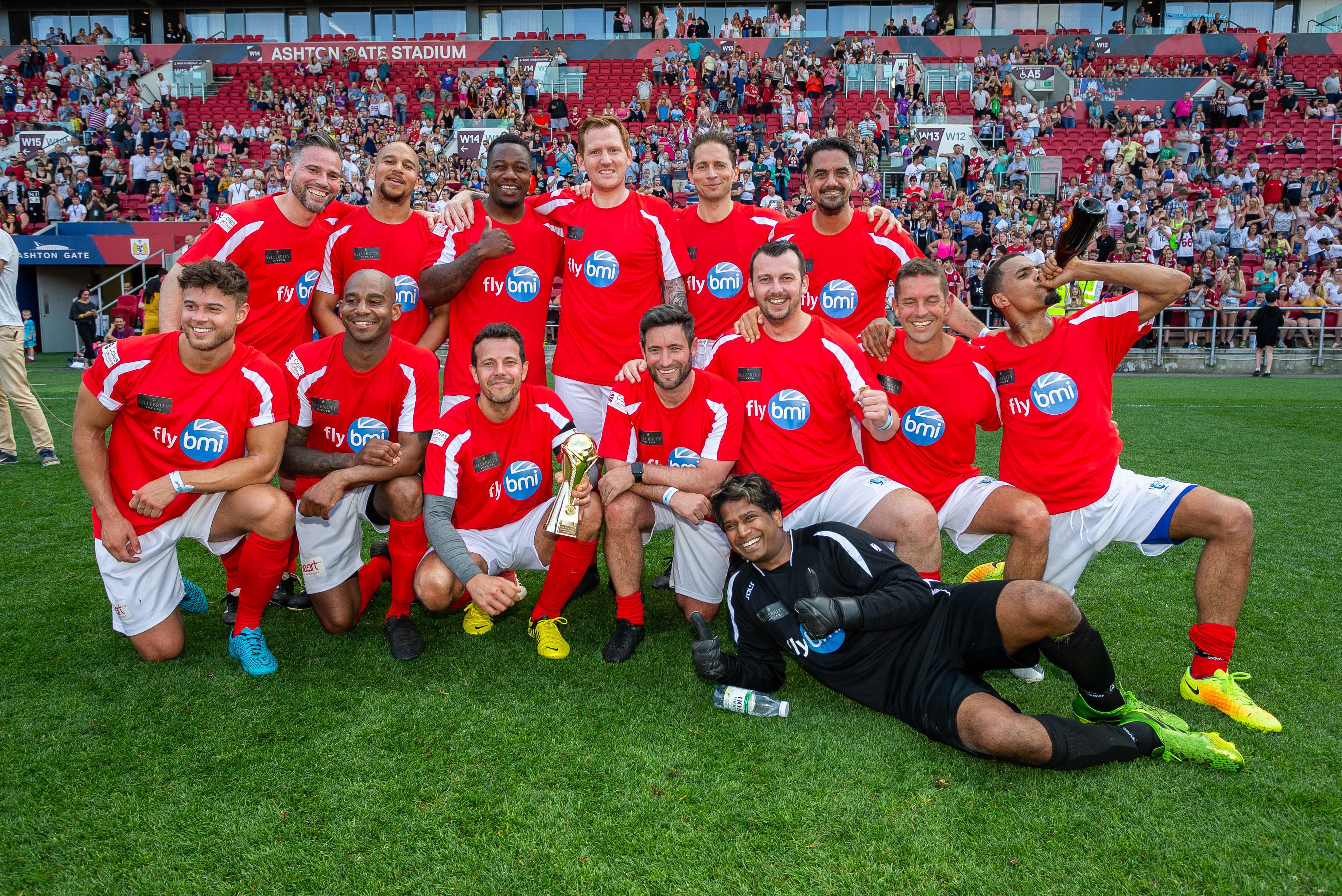 RED TEAM PHOTO WINNERS