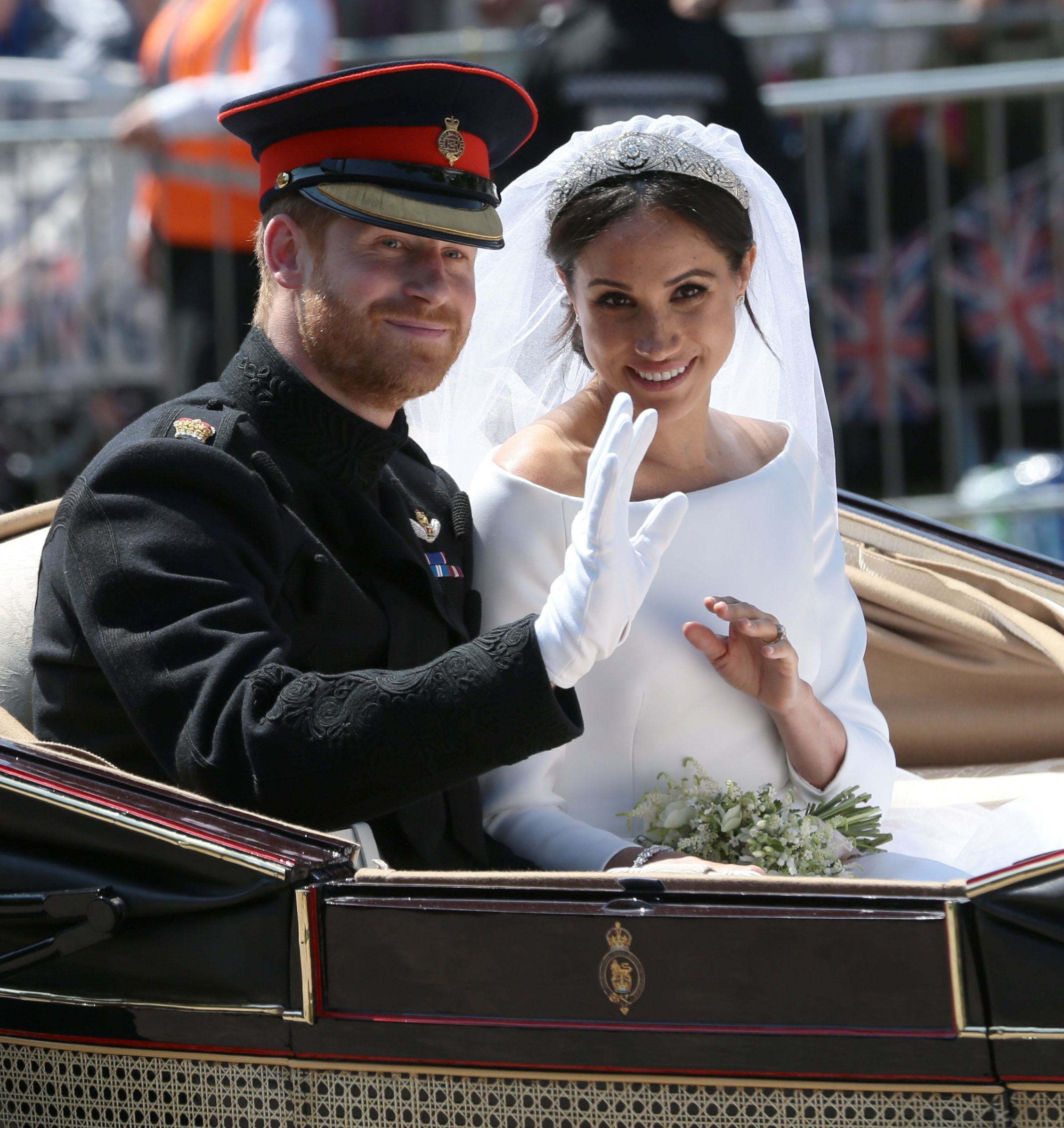 Prince Harry And Meghan Markle's Empty Seat Wasn't