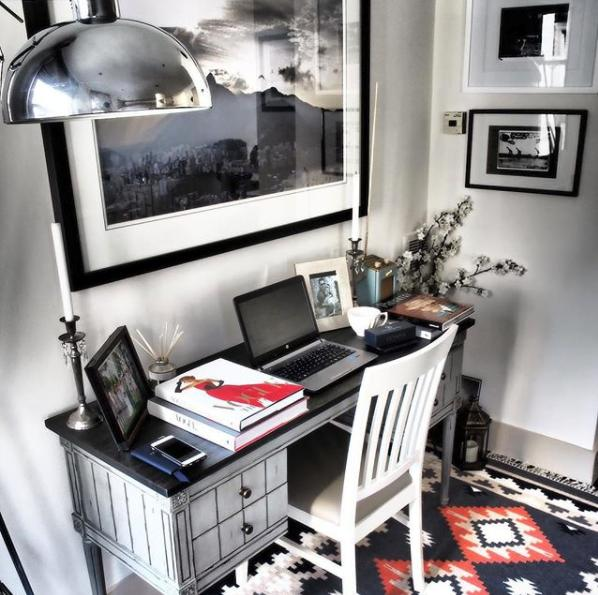 Inside Millie Mackintosh and Hugo Taylor's home