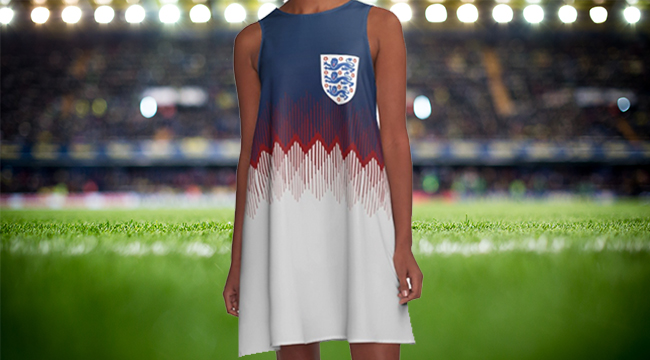 World Cup dresses