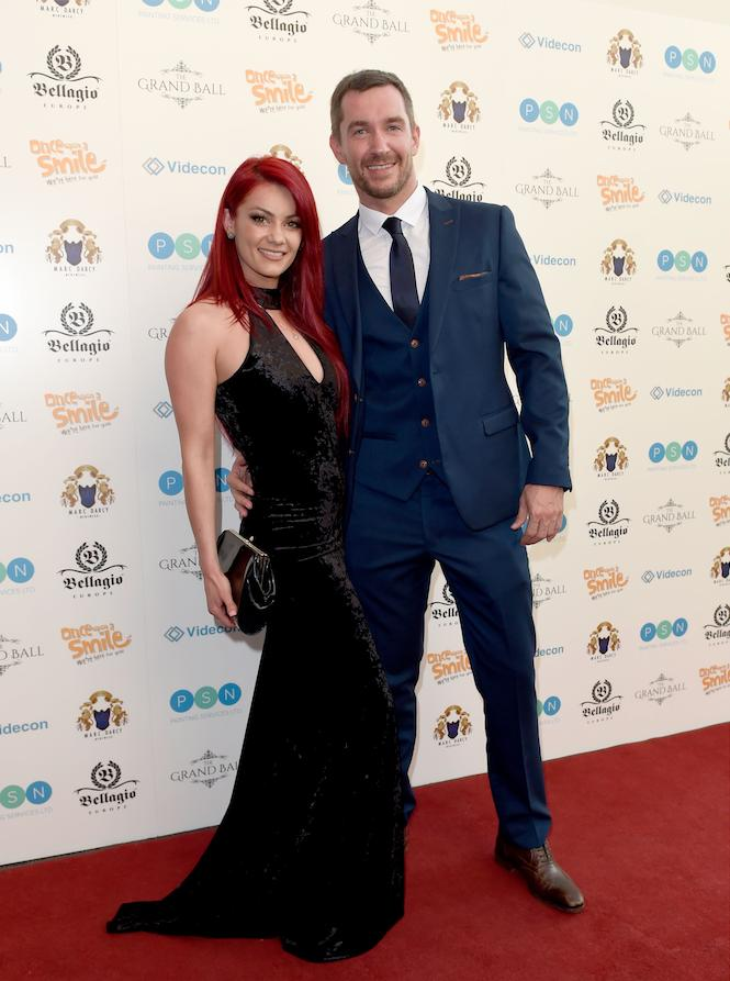 Dianne Buswell and Anthony Quinlan