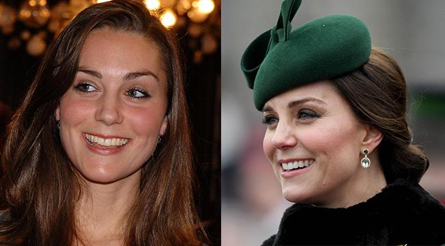 Kate Middleton eyebrows