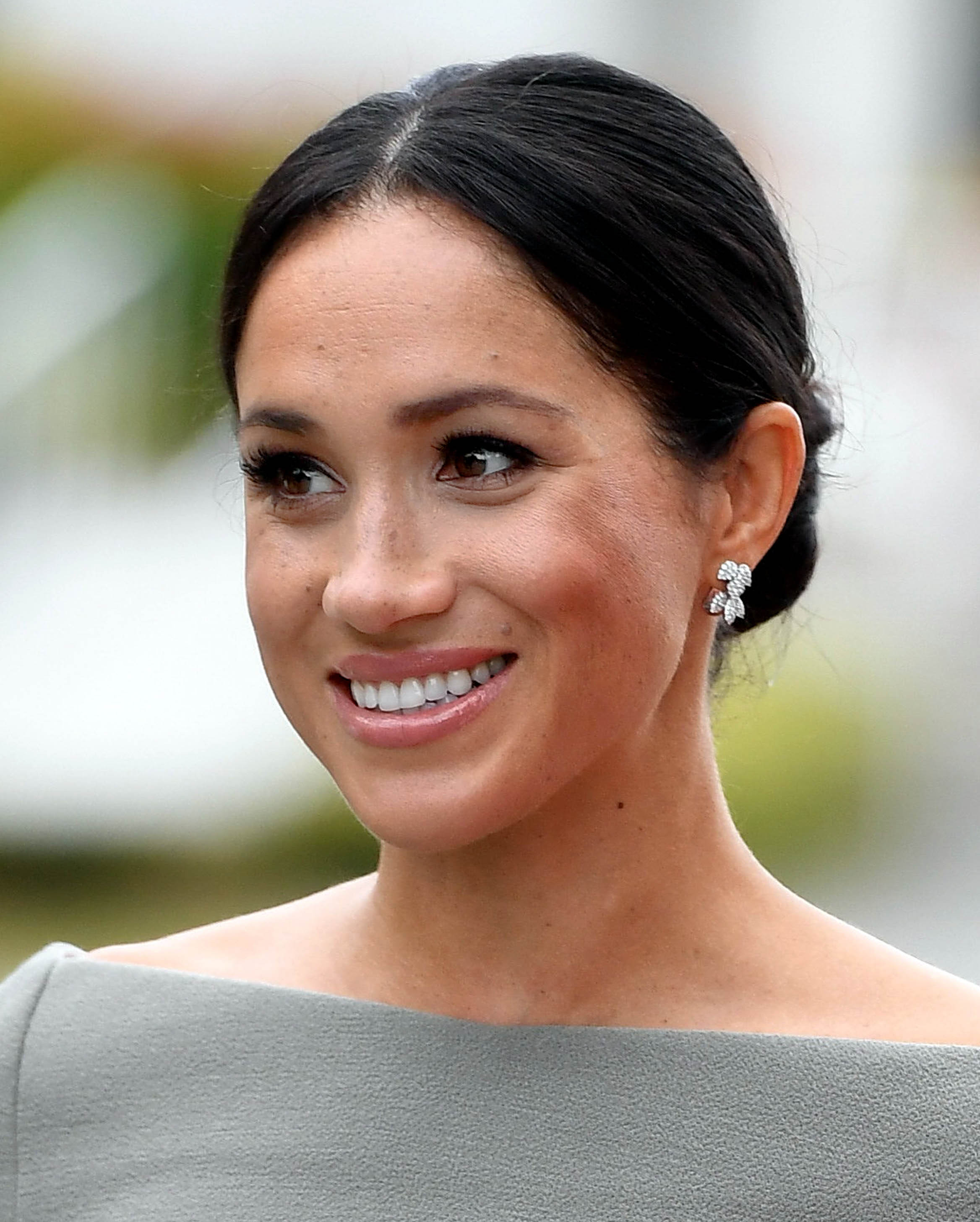 Meghan Markle Is 'planning A Personal Trip' To See Family