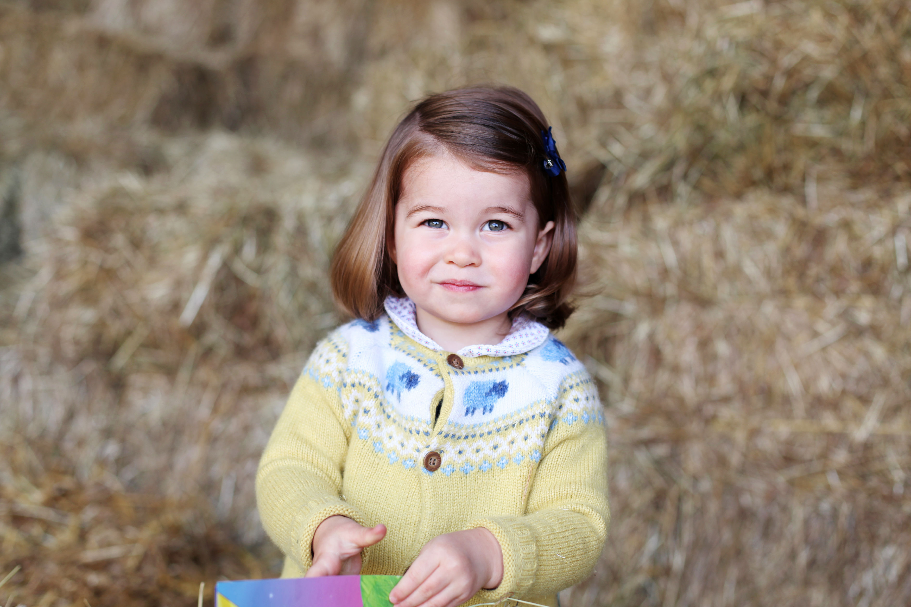Princess Charlotte adorable moments