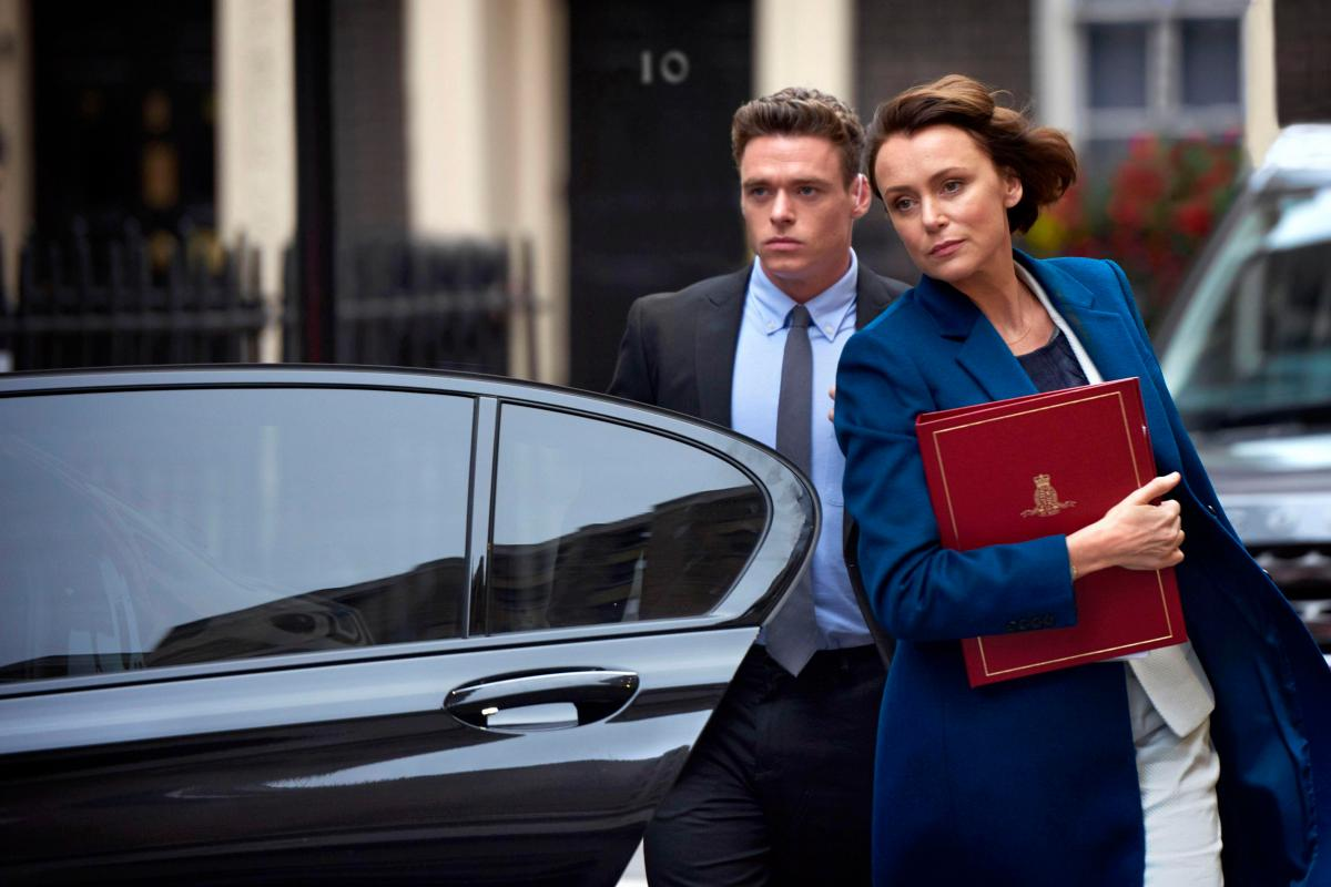 Bodyguard star Keely Hawes: Her age, husband and her