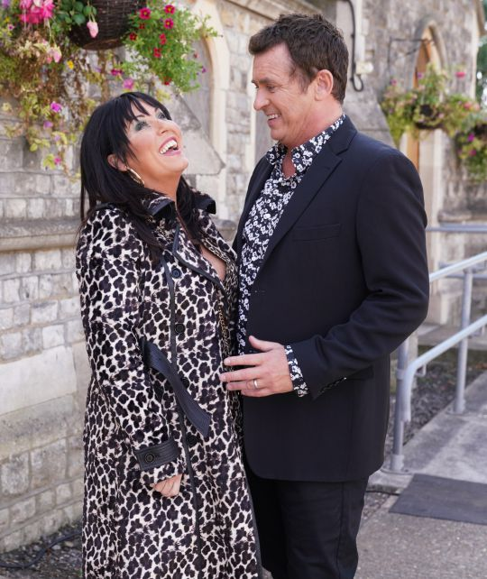 Kat and Alfie reunion Eastenders