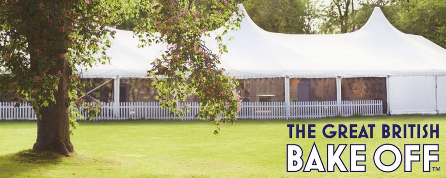 Bake Off Tent