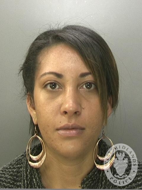 Cariss Buchanan West Midlands Police