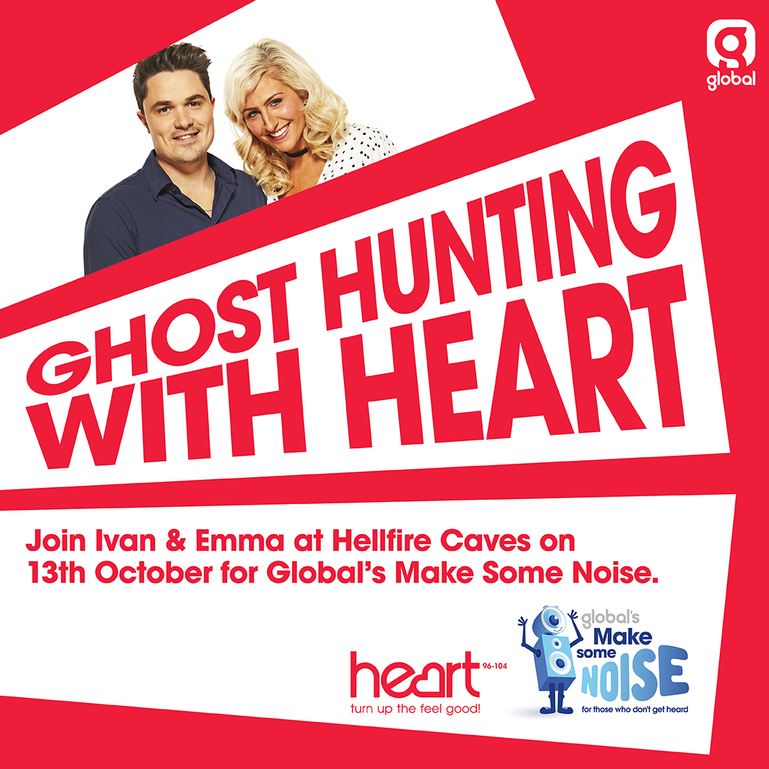 Celebrity Ghost Hunting With Heart