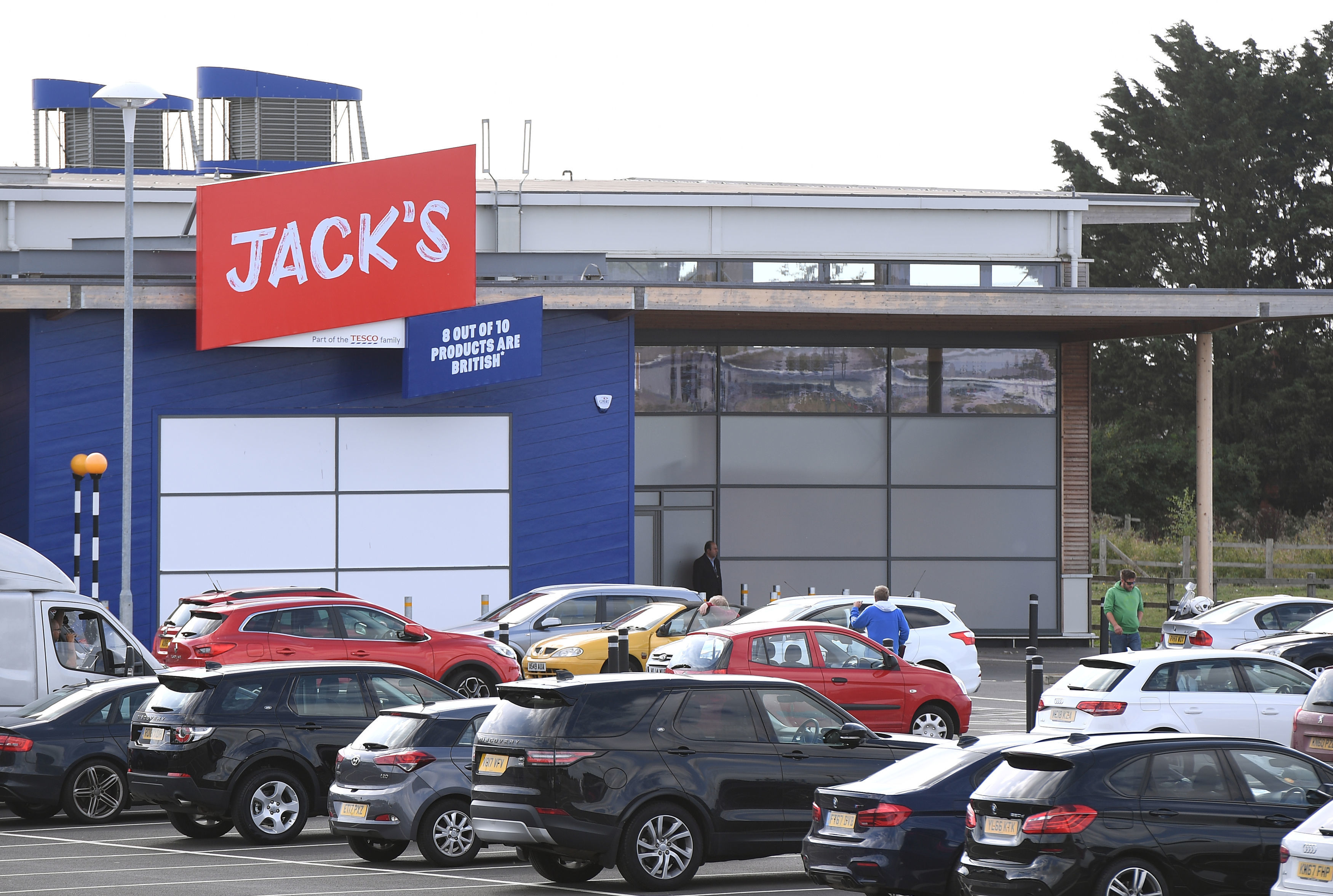 Tesco unveils Jack's to compete with Lidl and Aldi