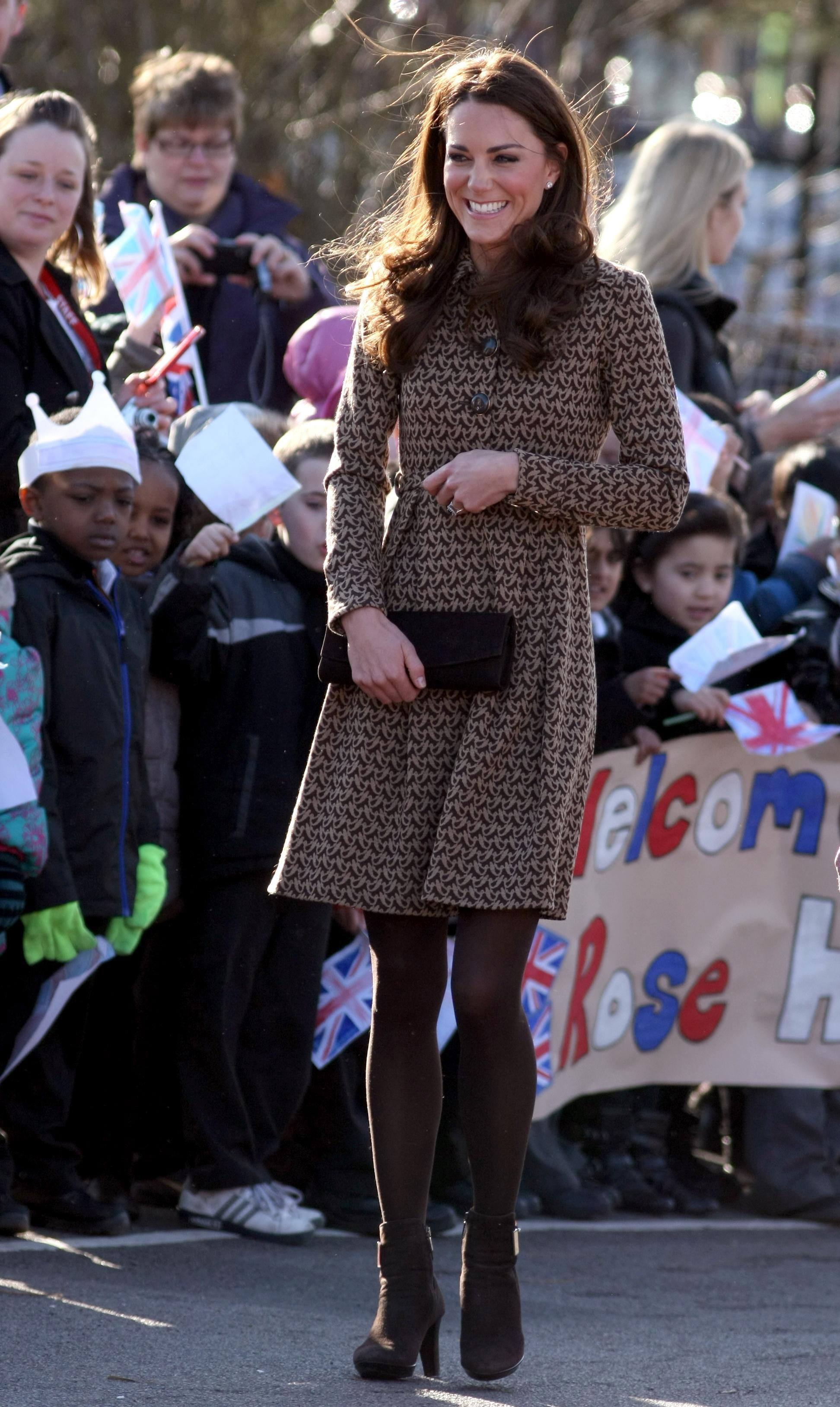 Kate Middleton Orla Kiely