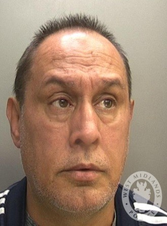 Rashid Mohammed West Midlands Police