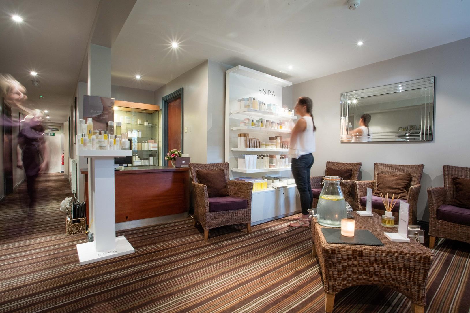 Barnham Broom luxury Hotel, Golf, Spa, Brasserie a