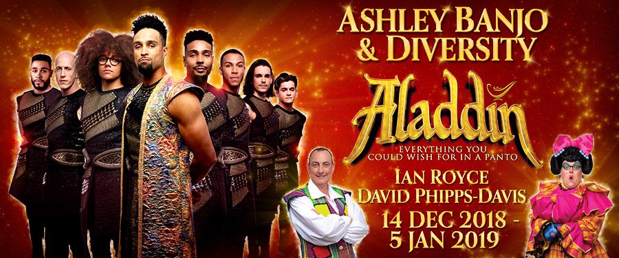Aladdin at Cliffs Pavilion