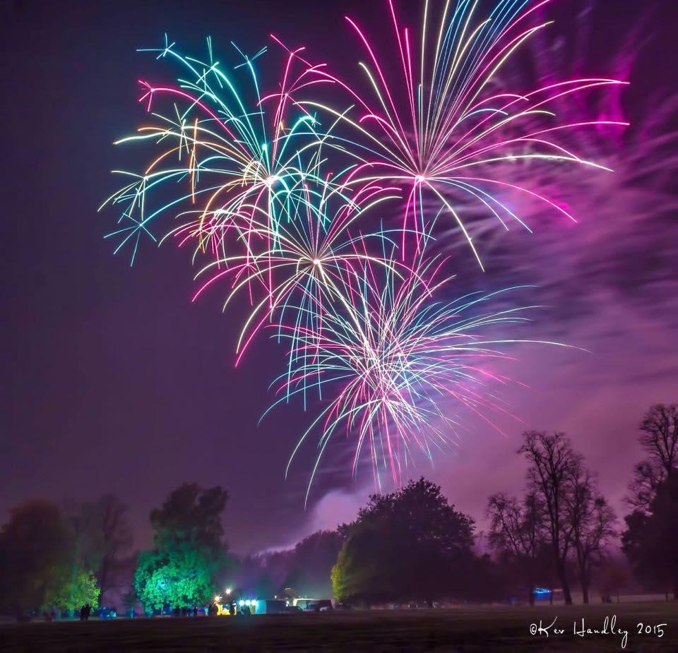 Ipswich Fireworks
