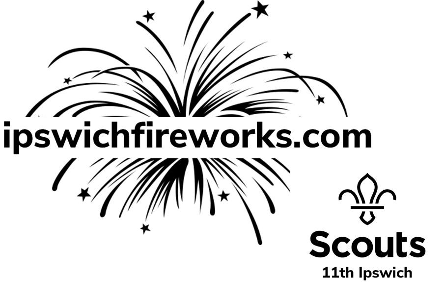 Ipswich Fireworks Logo