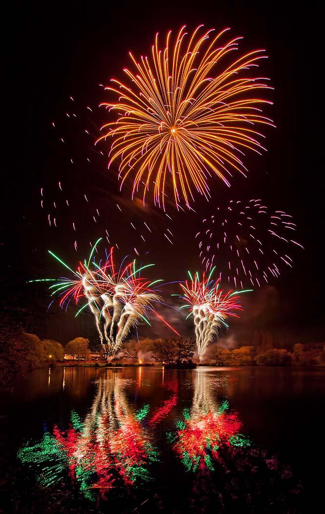 Billericay Fireworks