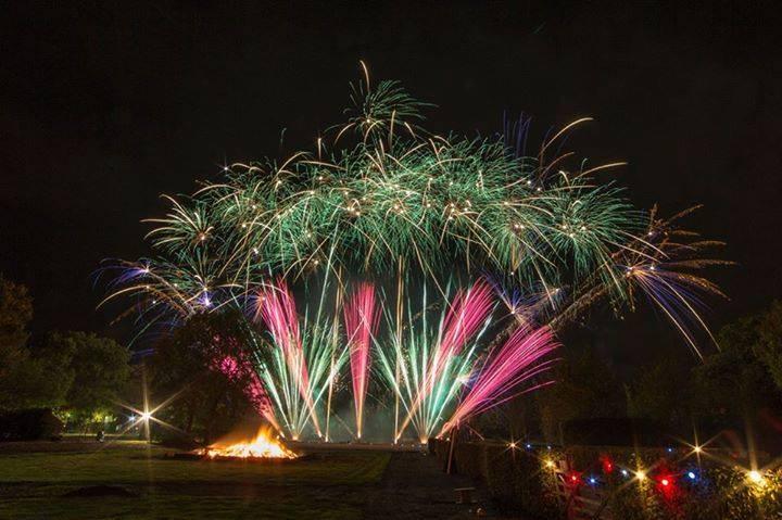 Wicksteed Fireworks