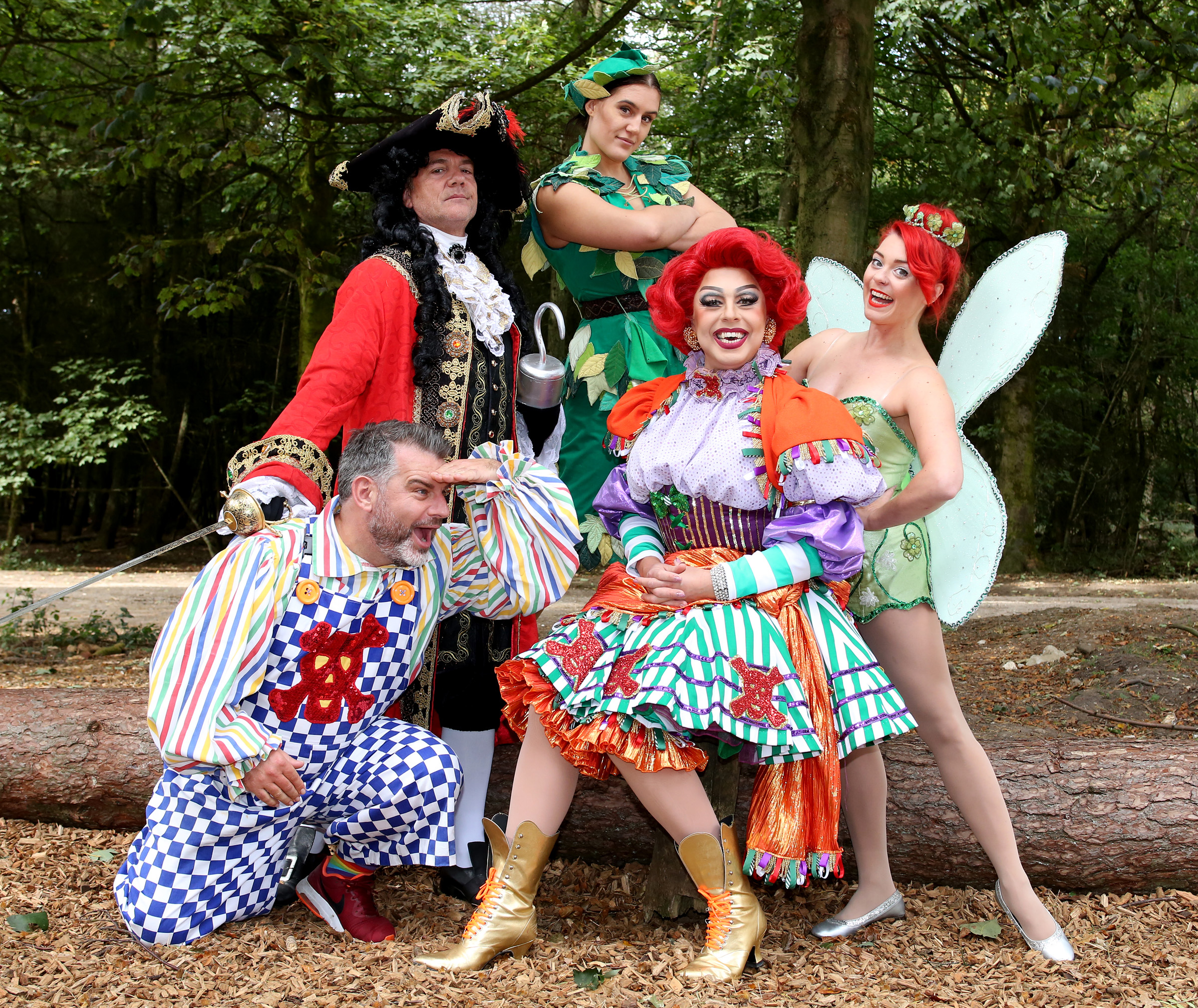 Peter Pan at Aylesbury Waterside