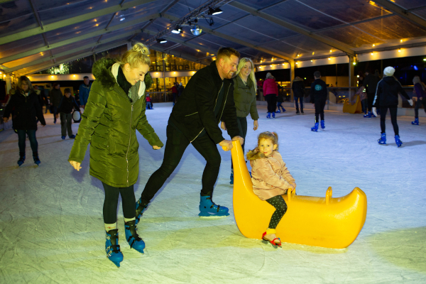 PE1 ice rink