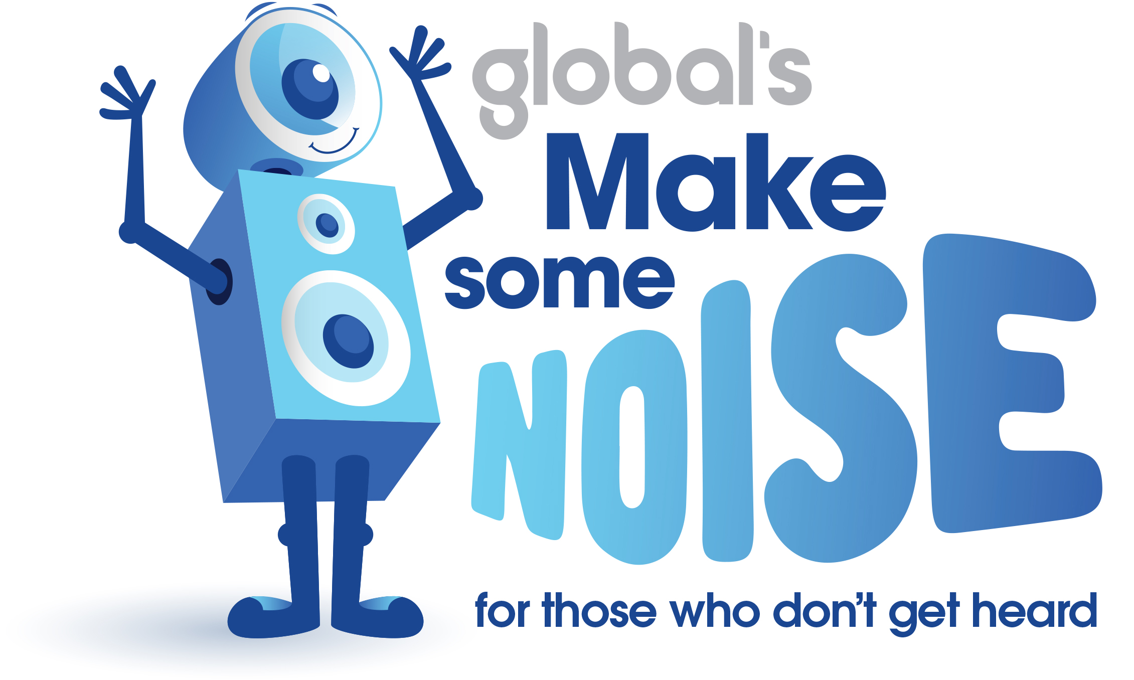 Global's Make Some Noise 2018