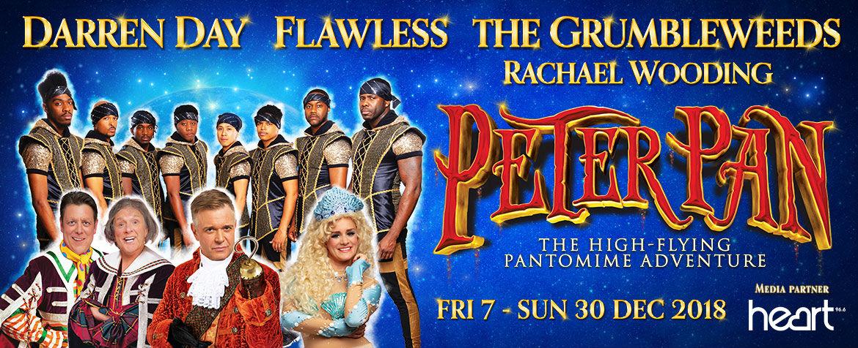 Peter Pan at Royal & Derngate