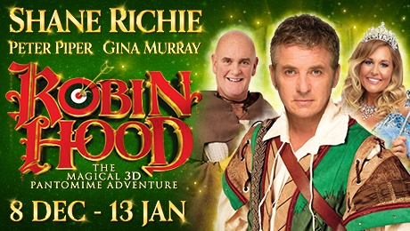 Robin Hood at Milton Keynes Theatre